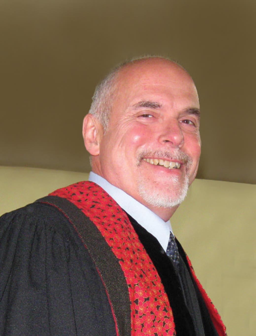 Reverend Kevin A. Johnson